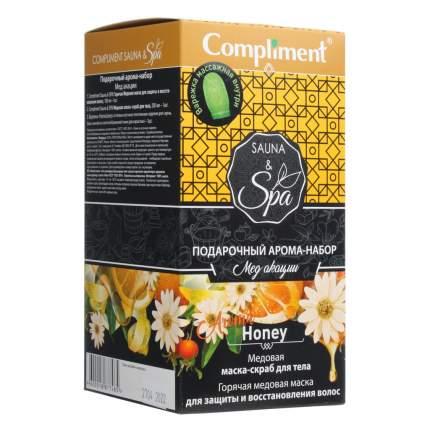 """Подарочный набор №1660 для женщин Compliment """"Sauna & SPA. Мед акации"""""""