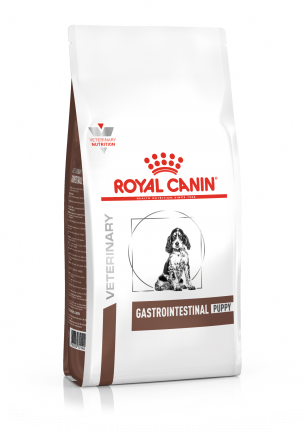 Сухой корм для щенков ROYAL CANIN Vet Diet Gastro Intestinal Junior GIJ29, птица, 10кг