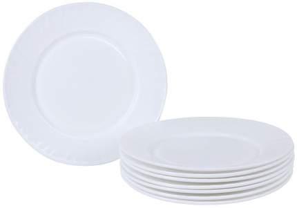 Набор обеденных тарелок ROSENBERG, 8 предметов, 23 см