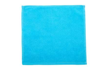 Полотенце (салфетка) махровое кухонное (Ярко-Голубой) 30х30