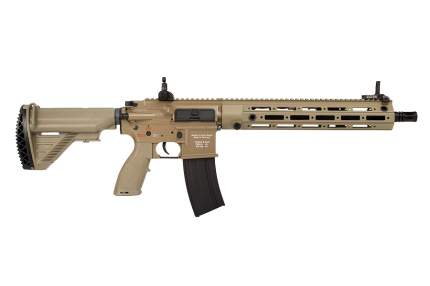 Автомат East Crane  HK416Dс цевьем Remington RAHG (EC-109P-DE)