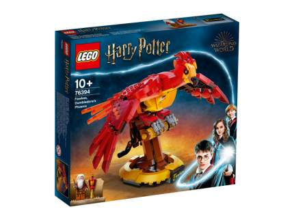 Конструктор Lego Harry Potter Фоукс - феникс Дамблдора 76394