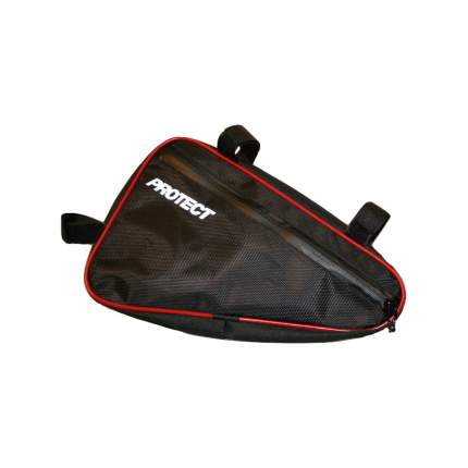 Велосумка под раму PROTECT, 30х14х5cm, черная