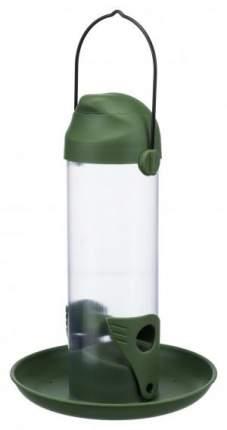 Кормушка уличная пластиковая для птиц  Trixie, в ассортименте, 500 мл, 22 см