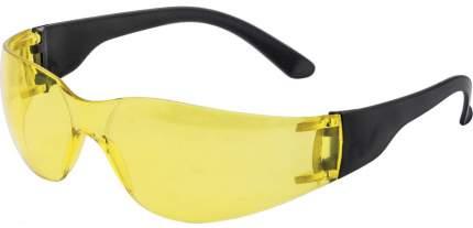 Очки защитные Еланпласт открытого типа (Желтые)