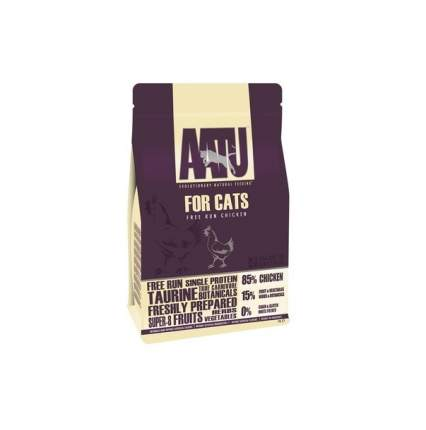 Сухой корм для кошек AATU Free Run , курица, 1шт, 8кг