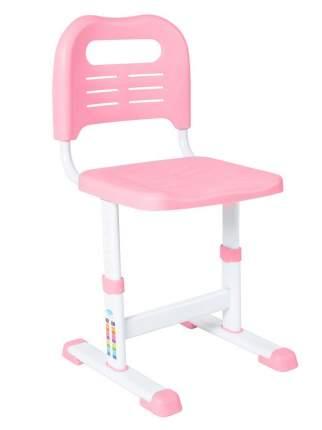 Комплект парта с подставкой для книг и стул Rifforma SET-17 клен/розовый