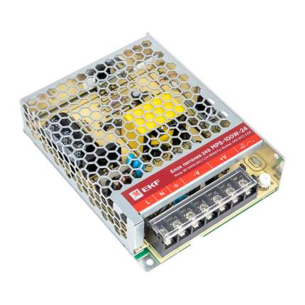 Блок питания 24В MPS-100W-24 EKF Proxima
