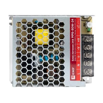 Блок питания 24В MPS-50W-24 EKF Proxima