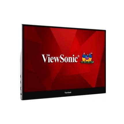 Монитор ViewSonic VG1655 Black/Gray (VS18172)