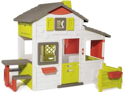 Детский игровой домик Smoby для друзей 810203