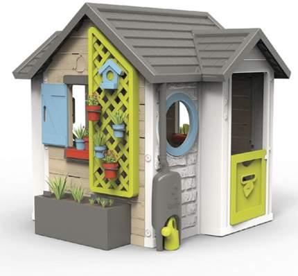 Десткий игровой домик Smoby Садовый домик 810405