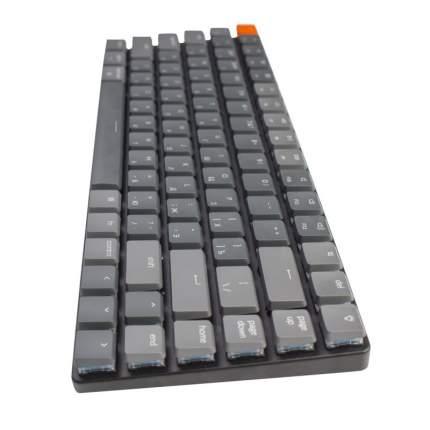 Клавиатура Keychron K3 RGB Red Switch Black