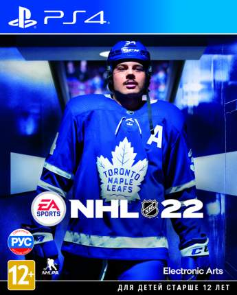 Игра NHL 22 для PlayStation 4