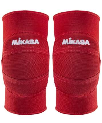 Mikasa Наколенники волейбольные MT8-049, красный - S