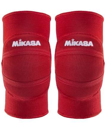 Mikasa Наколенники волейбольные MT8-049, красный - M