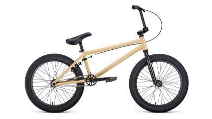 """Велосипед Forward Zigzag 20 2020 20.5"""" beige"""