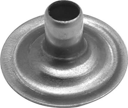 """блочка кнопки """"D"""", нержавеющая сталь, Osculati"""