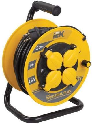 Удлинитель силовой IEK 280612 УК20 Industrial plus ПВС 3х1,5