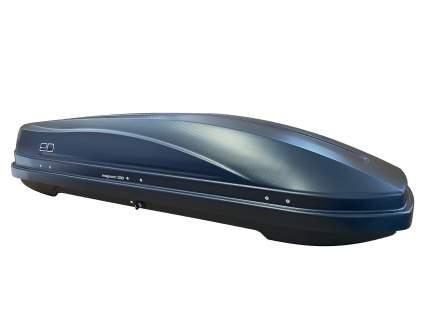 Бокс автомобильный Магнум 330(черный, тиснение карбон ) 1850*600*420 Evrodetal