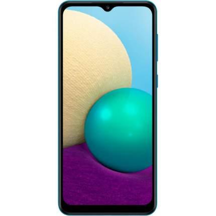 Смартфон Samsung Galaxy A02 2/32GB Blue (SM-A022G/DS)