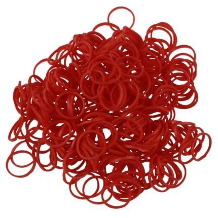 Набор резинок для плетения Rubber Band ароматизированные 600 шт., К-102-9, Красный