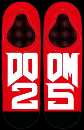 Носки DOOM 25