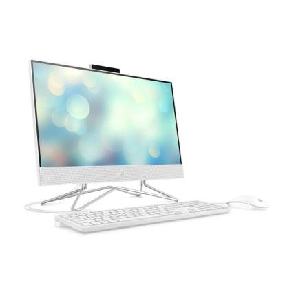 Моноблок HP 24-df0112ur White (38V97EA)