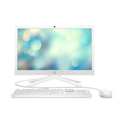 Моноблок HP 21-b0027ur White (38V93EA)