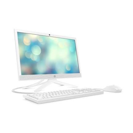 Моноблок HP 21-b0026ur White (38V92EA)