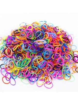 Набор резинок для плетения Rubber Band в пакетике, 10 000 шт К-105-15, Микс