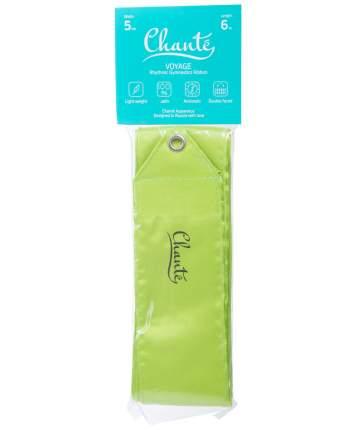 Гимнастическая лента Chante Voyage 6 м, lime