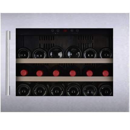 Встраиваемый винный шкаф Temptech OBI45SS Silver