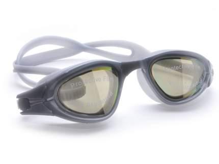 Очки-полумаска Sprinter МС750М серая