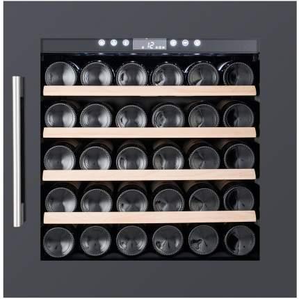 Встраиваемый винный шкаф Temptech OBI60SB Silver