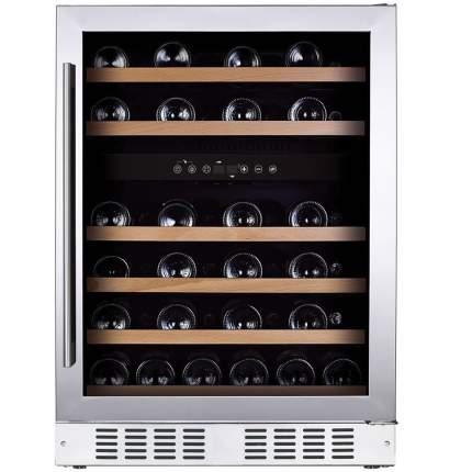 Встраиваемый винный шкаф Temptech OBIU60DSS Silver