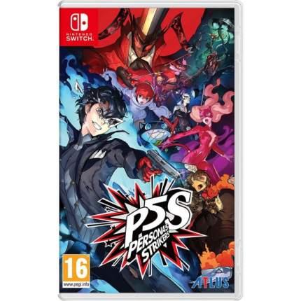 Игра Persona 5 Strikers для Nintendo Switch