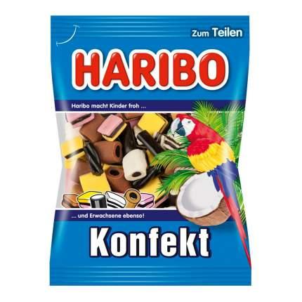 Жевательные конфеты Haribo с лакрицей и какао 200 г