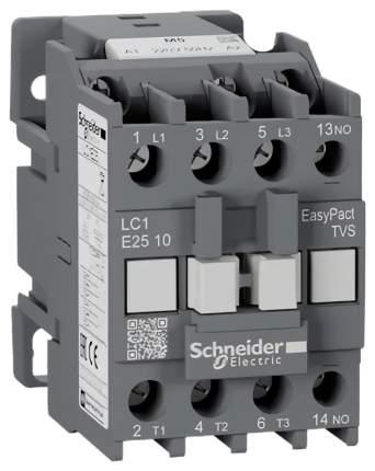 Контактор SE EasyPact TVS TeSys E 3P 1НО 25А 400В AC3 380В 50Гц