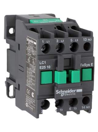 Контактор SE EasyPact TVS TeSys E 3P 1НО 12А 400В AC3 220В 50Гц