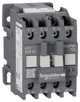 Контактор SE EasyPact TVS TeSys E 3P 1Н3 9А 400В AC3 110В 50Гц