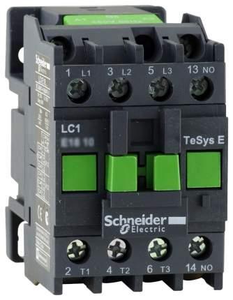 Контактор SE EasyPact TVS TeSys E 3P 1НО 6А 400В AC3 220В 50Гц