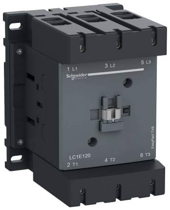 Контактор SE EasyPact TVS 3Р 160A НО+НЗ 380В AC3 220V AC 50Гц