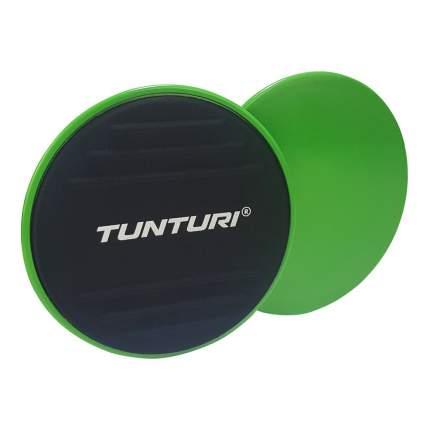 Диски для скольжения Tunturi, 2 шт