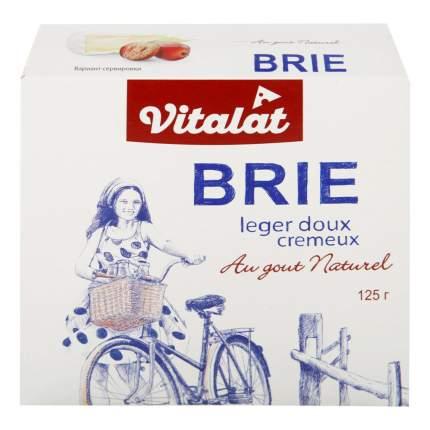 Сыр мягкий Vitalat Бри 60% бзмж 125 г