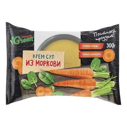 Крем-суп Морозко Green морковный 300 г