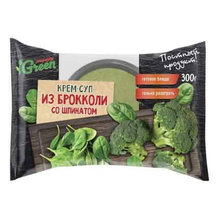 Крем-суп Морозко Green брокколи-шпинат 300 г