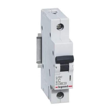 Автоматический выключатель 1Р 40A (С) 4.5kA RX3 Legrand