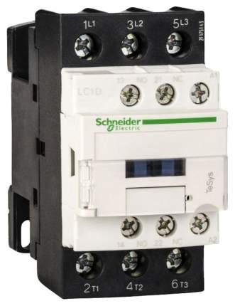 Контактор SE Contactors D Telemecanique 3Р 380В, 32A, 3НО сил.конт. 1НО+1НЗ 220В АС