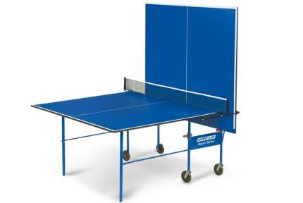 Теннисный стол Olympic Optima с сеткой и колесами